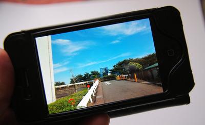 iPhoneで撮影した写真