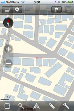 MapFanで表示