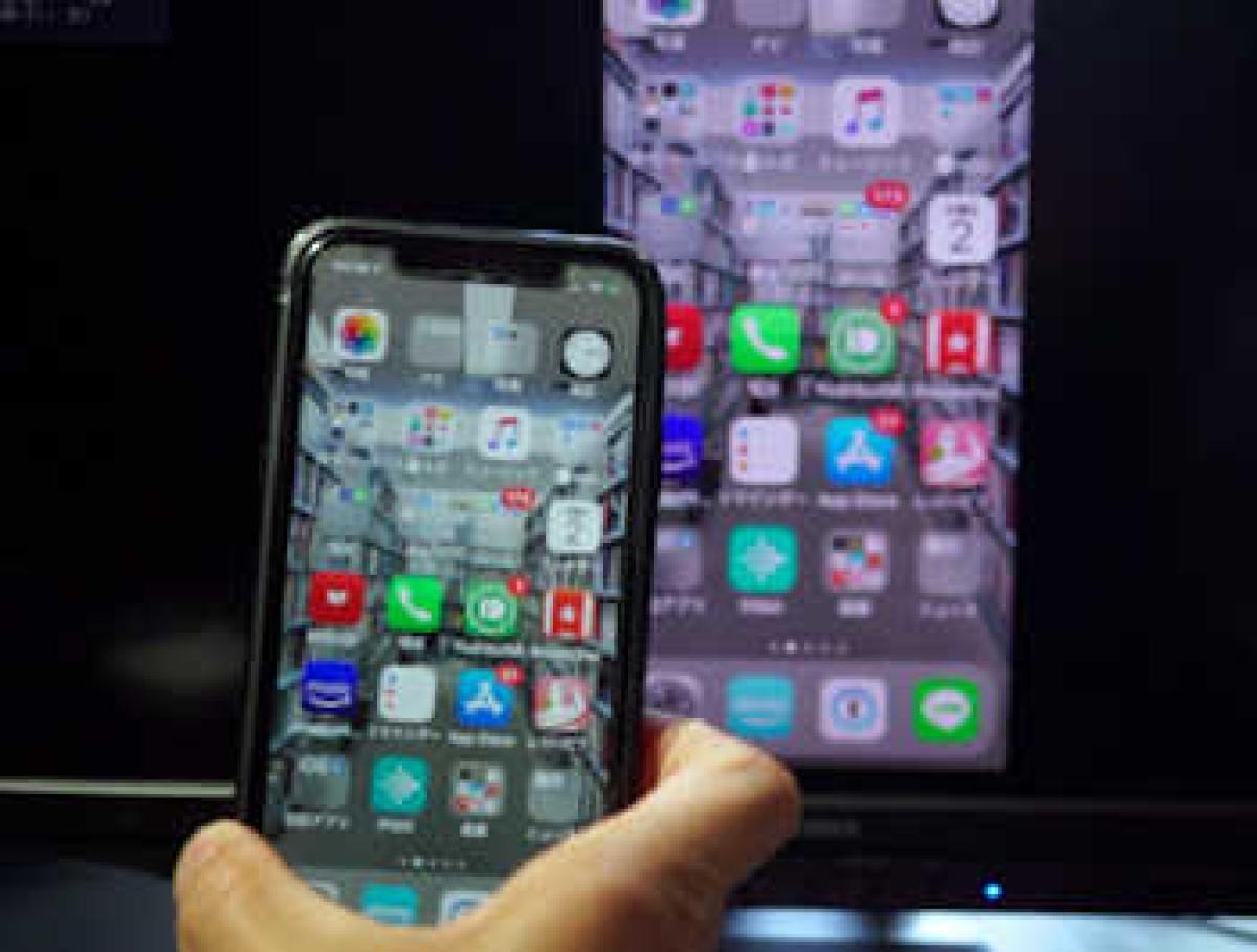と 繋ぐ iphone 方法 テレビ